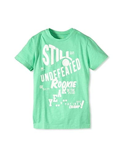 Esprit Camiseta Niño Verde Menta