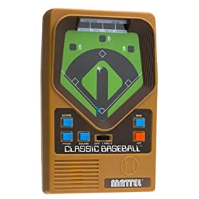 electronic baseball