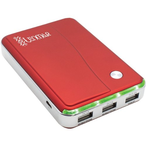1 11000mAh Helix Portable Power Bank Photo