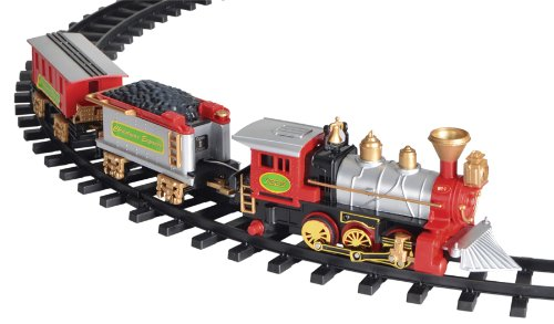 Christmas Inflatable Train front-967228