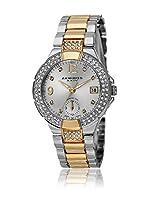 Akribos XXIV Reloj con movimiento cuarzo suizo Woman Akribos XX/AK775TTG 34 mm (Dorado / Plateado)