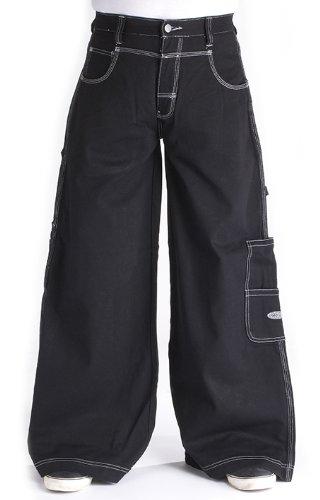 Goth Jeans Black