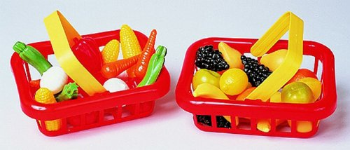 Educational Toy - Full Size Fruit Basket - Guidecraft - G334 - Buy Educational Toy - Full Size Fruit Basket - Guidecraft - G334 - Purchase Educational Toy - Full Size Fruit Basket - Guidecraft - G334 (GuideCraft, Toys & Games,Categories,Learning & Education)