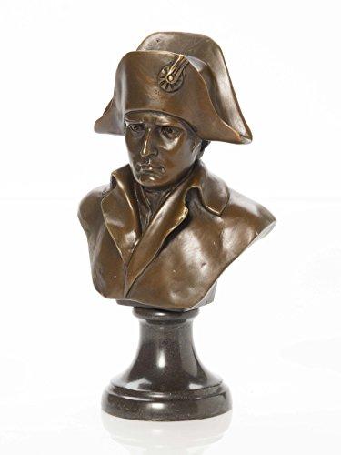 Buste de l'empereur Napoléon Bonaparte - style antique - bronze