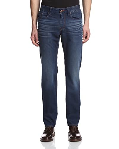 Robert Graham Men's Pamati Straight Leg Jean