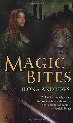 Image of Magic Bites (Kate Daniels)