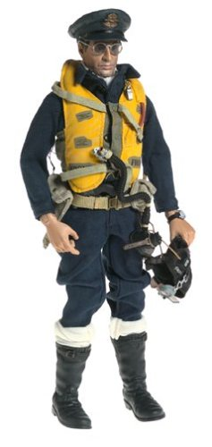 """Elite Force: WWII RAF Pilot """"Keith"""" 12"""" Military Action Figure"""