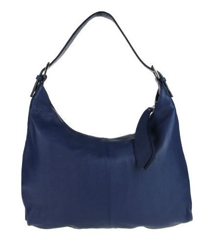 Rue Princesse, Borsa a spalla donna Blu blu 47 x 33 x 4 cm (BxHxT), Blu (Königs Blau), 47 x 33 x 4 cm