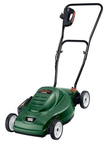 Black & Decker LM175 18-Inch 6-1/2 amp Electric Mower