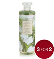 Floral Collection Lily of The Valley Foaming Bath Essence 500ml