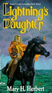 LIGHTNING'S DAUGHTER (Tsr Books) by Mary H. Herbert