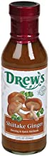Drew39S All Natural Shiitake Ginger 12-Ounce Pack Of 6