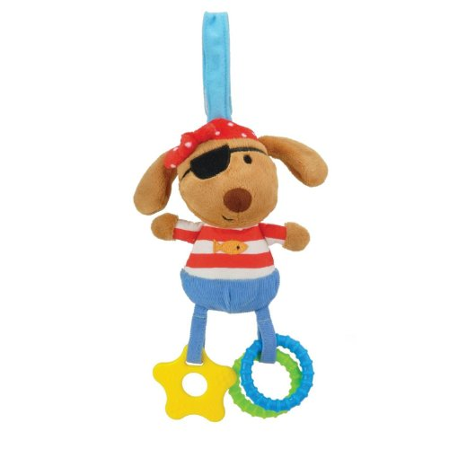Kids Preferred Pirate Puppy On-The-Go Toy (Discontinued by Manufacturer)