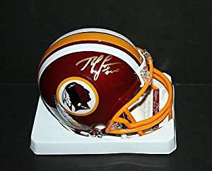 Robert Griffin III Signed Mini Helmet - JSA Certified - Autographed NFL Mini Helmets