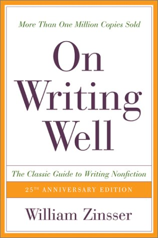 on writing well chapter summaries