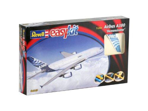 Revell-easykit-06640-Steckbausatz-Airbus-A380-Demonstrator-im-Mastab-1288
