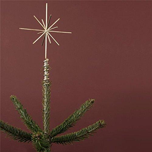 ferm LIVING Weihnachtsbaumspitze Star