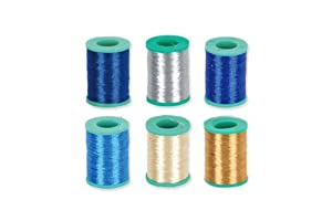 DBLUE NCP METALLIC ROD WRAPPING THREAD KIT Set C from DBlue