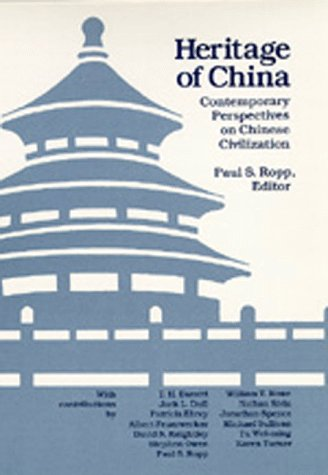 Heritage of China: Contemporary Perspectives on Chinese...