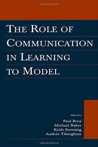 The Role of Communication in Learning To Model