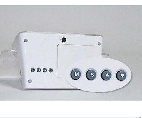 XT-XINTE Romantique Réveil de mode avec du phosphore recouvert Babillard LED Horloge Modèle Vert Couleur