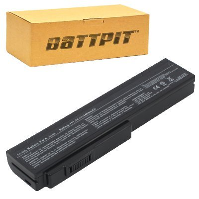 Battpit� Laptop / Notebook Battery Replacement for Asus N61JQ-JX002V (4400mAh / 48Wh)