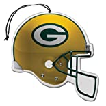 NFL Green Bay Packers Airfresheners 3 Pk