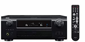 Denon AVR-989 805-Watt 7.1 Channel Home Theater Receiver (Discontinued by Manufacturer)