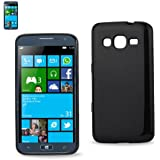 Reiko Polymer Case for Samsung Ativ S Neo - Non-Retail Packaging - Black