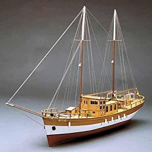 Mantua Model Ship Kit - Trotamares