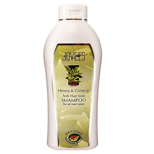 Jovees Henna & Ginseng Anti Hair Loss Shampoo 500 Ml
