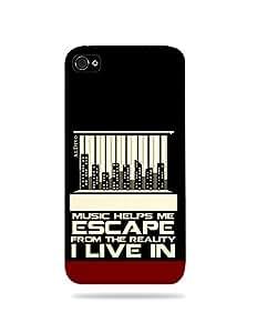alDivo Premium Quality Printed Mobile Back Cover For Apple iPhone 4 / Apple iPhone 4Printed Mobile Back Case Cover (MKD321)