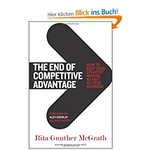 the end of competitive advantage how The end of competitive advantage by rita gunther mcgrath, 9781422172810, available at book depository with free delivery worldwide.