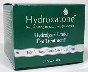 Hydrolyze (.5 Oz) Age  Defying Eye Serum - Reduces Wrinkles, Dark Circles & Under Eye Puffiness