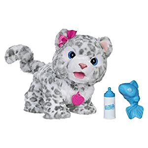 Fur Real Friends FurReal Friends Flurry, My Baby Snow Leopard Pet