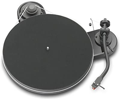 Pro-Ject - RM 1.3 Turntable w/Sumiko Pearl Cartridge - Black from PRO-JECT
