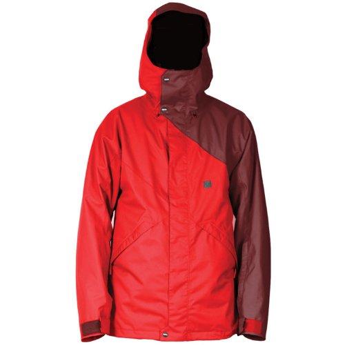Faction Drake Jacket 2014 - Medium Red