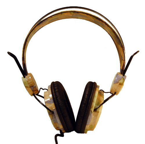 Audiology Commando Au-100 Over Ear Headphones