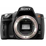 Sony A390 Digital SLR Camera - Black (Discontinued by Manufacturer)