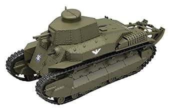1/35 「ガールズ&パンツァー」 劇場版 アヒルさんチーム 八九式中戦車甲型