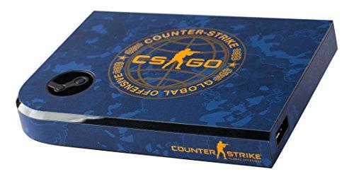 Steam Link Skin - CSGO Blue Camo (Steam Sticker compare prices)