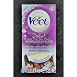 Veet Debut Ready to Use Sensitive Wax Strips (made for export)