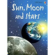 Sun, Moon and Stars   [SUN MOON & STARS] [Hardcover]