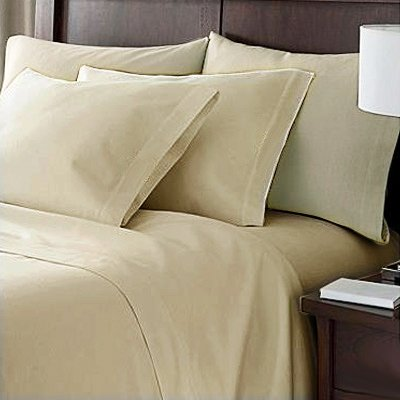 Cream Duvet Cover front-1059471
