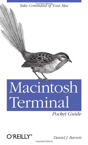 Macintosh Terminal Pocket Guide