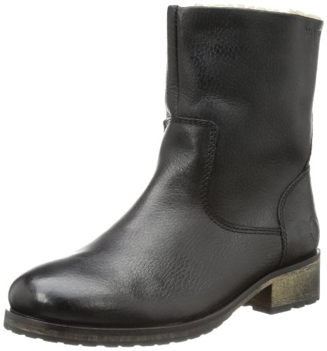Belmondo Womens 820404/Q Boots Black Schwarz (nero) Size: 8 (42 EU)