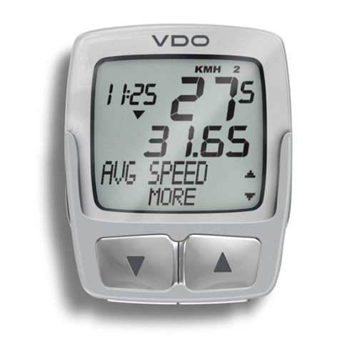 VDO C4DS Wireless Bicycle Computer
