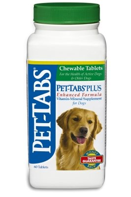 Virbac - Pet-Tabs Plus For Dogs 60 Ct