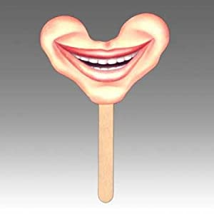 Smile On A Stick (Light Skin Tone)
