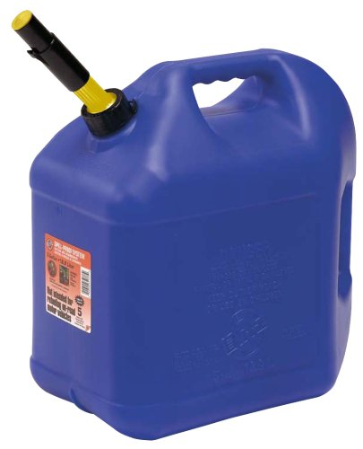 Buy Blitz USA #31777 5 Gallon Spill Proof Kerosine Portable Fuel Container System